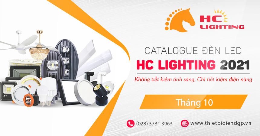 Catalogue Bảng Giá Đèn HC Lighting 2021