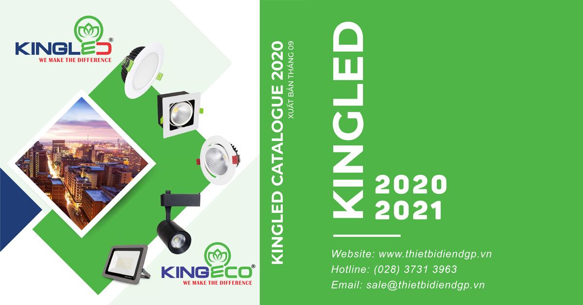 Catalogue Đèn KINGLED 2020-2021