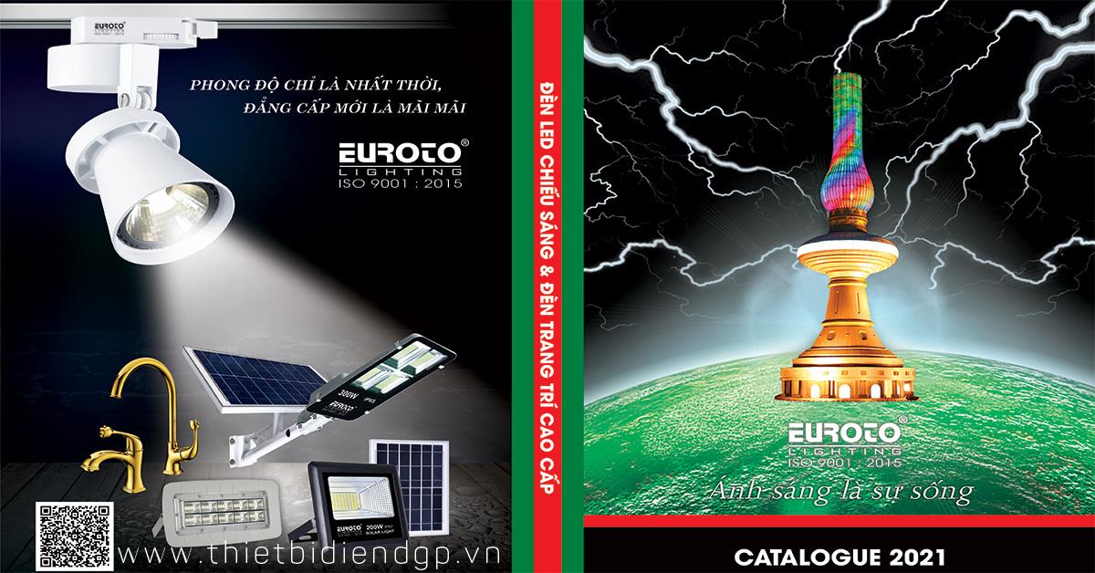 Catalogue Đèn Trang Trí EUROTO 2021