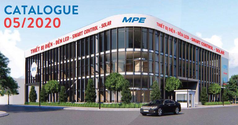 Catalogue Bảng giá MPE 2021 mới nhất