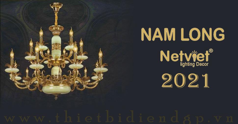 Catalogue Đèn Trang Trí Nam Long Netviet 2021
