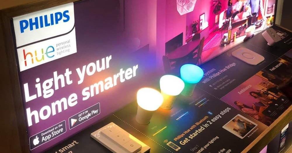 【Philips Hue】 Signify ra mắt hệ thống chiếu sáng không dây cá nhân thông minh