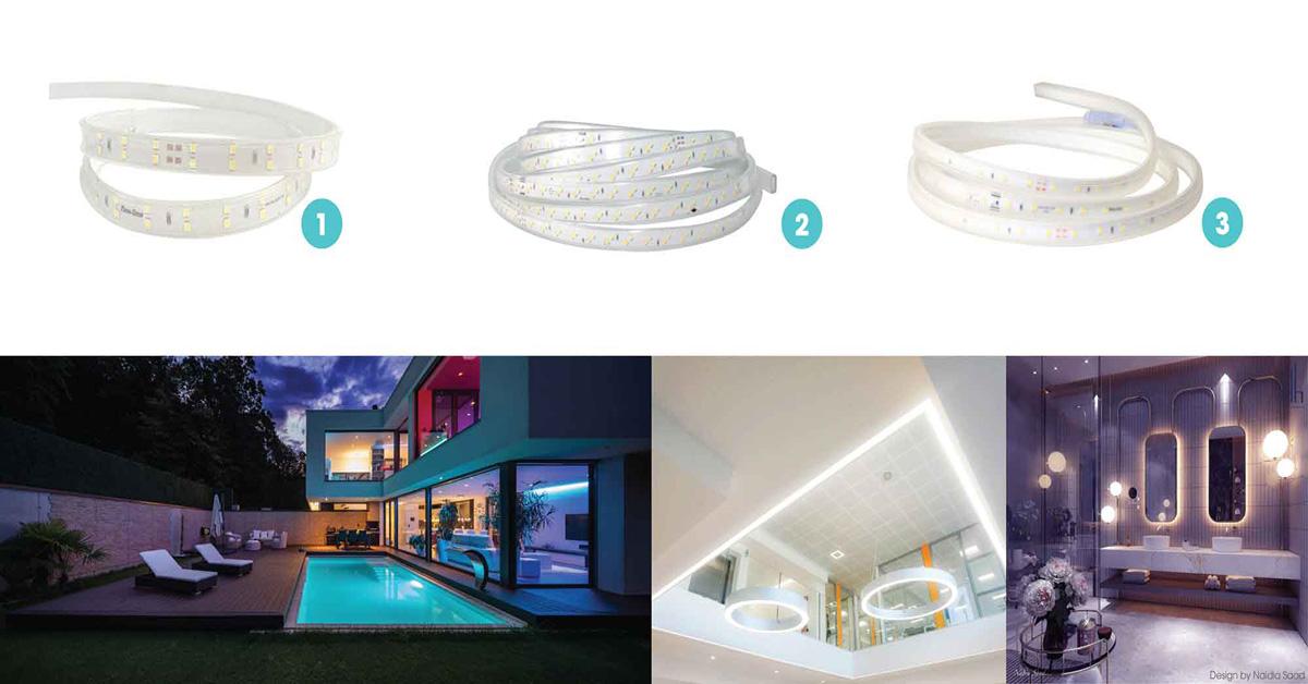 Hướng dẫn/Lưu ý khi mua đèn LED dây