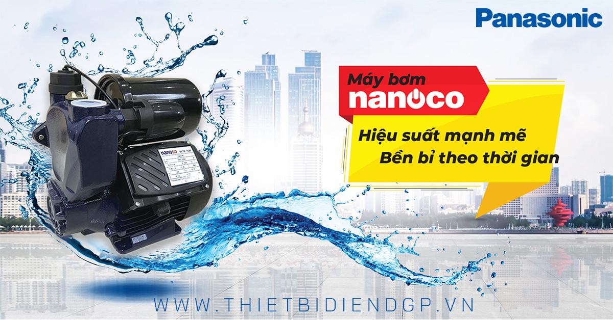【Tổng hợp】 Các loại máy bơm nước Panasonic tại Thủ Đức