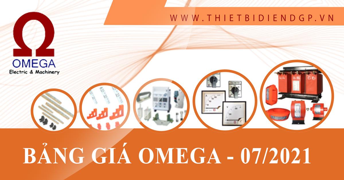 Bảng Giá OMEGA 2021