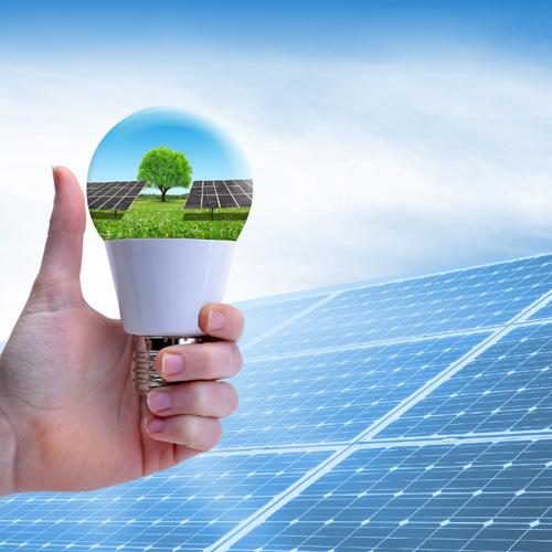Điện năng lượng mặt trời