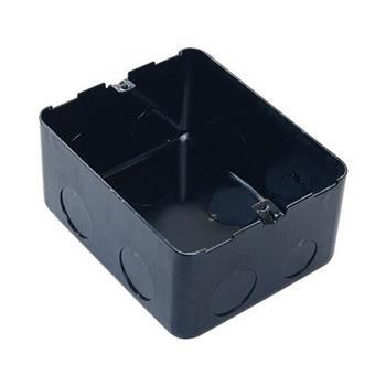 Đế âm kim loại, 4 module – 054001 0 540 01
