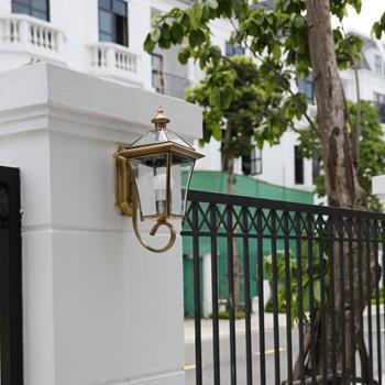 Đèn tường trụ cổng ngoài trời cổ điển Venus 0520 0520