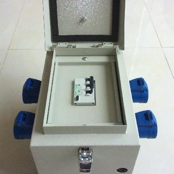 Tủ điện thi công H245 W300 D300 x1,5mm