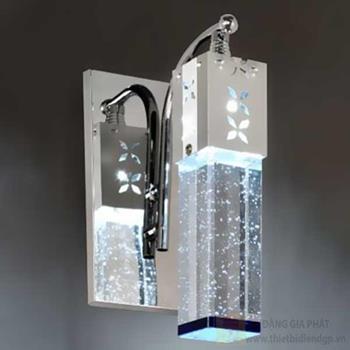 Đèn vách led 2W, size: W12*H18cm, có bóng LED (KIM) 19435
