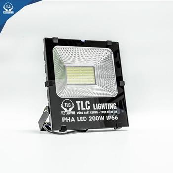 Đèn Led pha TLC không vít chịu nước 2 lớp 200W TLC-PT-200W