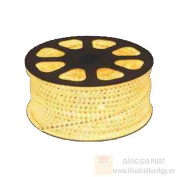 Đèn led dây chống nước màu vàng Ø6*10mm 3906