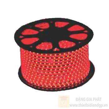 Đèn led dây chống nước màu đỏ Ø6*10mm 3907