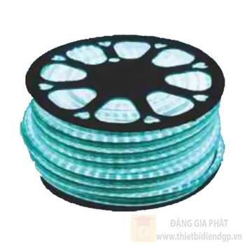 Đèn led dây chống nước màu xanh dương Ø6*10mm 3908