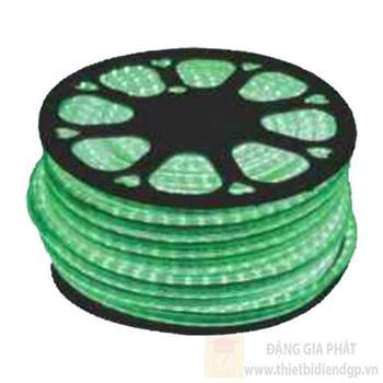Đèn led dây chống nước màu xanh lá Ø6*10mm 3909