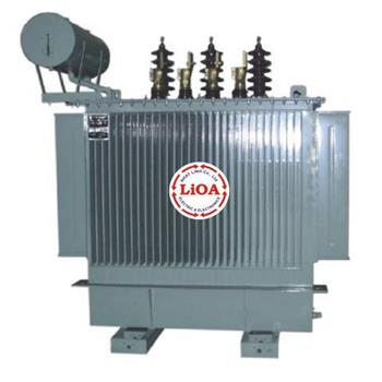 Biến áp điện lực 3 pha ngâm dầu LiOA 3D501H4NM1Y1 3D501H4NM1Y1