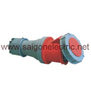 Ổ cắm nối loại kín nước(IP67) 125A F24X-6