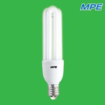 Bóng đèn tiết kiệm 3U 11W ánh sáng vàng M3U11V