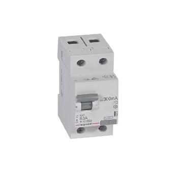 RCD 2P 25A 300mA RX3 Legrand | 402032 402032