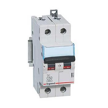 Thiết bị đóng cắt TX3 MCB 2P 10000A BIC (C2-C63) 404198-404211