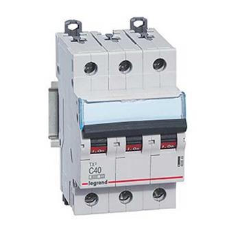Thiết bị đóng cắt TX3 MCB 3P 10000A BIC (C2-C63) 404215-404228