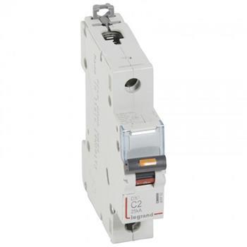 Thiết bị đóng cắt MCB DX3 1P 25KA (C2-C125) 409752-409764