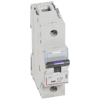 Thiết bị đóng cắt MCB DX3 1P 50KA (C10-C63) 410134-410141
