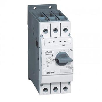 Motor protection circuit breakers MPX 63H MMS MT 417360-417368