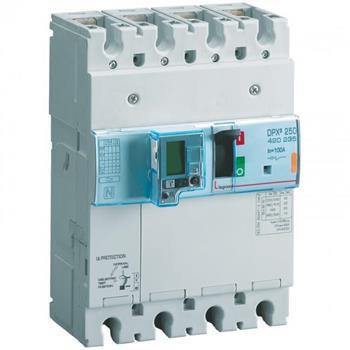 Thiết bị đóng cắt MCCB DPX3 3P - DPX3 250TM 3P 36KA 420235-420239