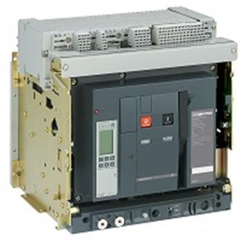 Air Circuit Breaker Masterpact FIXED NW800/6300 6300A Icu=100kA type H1 NW63H13F2