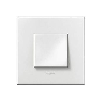 Mặt che nhựa trắng Arteor – 2 module – 575210 5 752 10