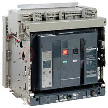 Air Circuit Breaker Masterpact DRAWOUT NW800/6300 4000bA 3P Icu=150kA type H2 NW4BH23D2