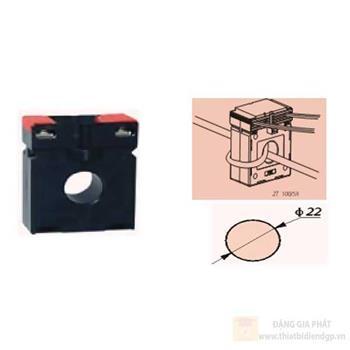 Biến dòng đo lường OMEGA loại đúc hộp 1 pha MCT 50/5A; CL. 1; 2.5VA (2T)* MCT 50/5A; CL. 1; 2.5VA (2T)*