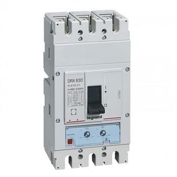 Thiết bị đóng cắt MCCB DRX 36kA loại điều chỉnh - DRX 630 - TM/adj, 3, Icu (kA at 415V) = 36 667650-667653