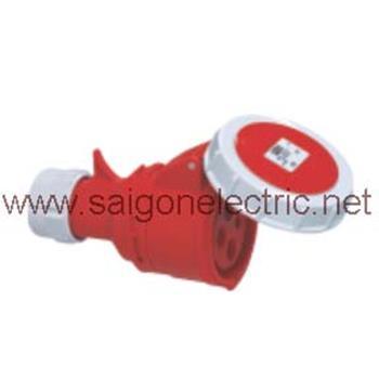 Ổ cắm nối loại kín nước(IP67) 32A F22X2-6