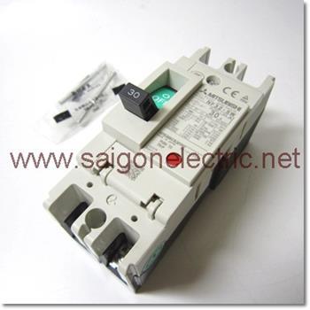 MCCB 2P chỉnh dòng 100kA NF250-HGV-2P