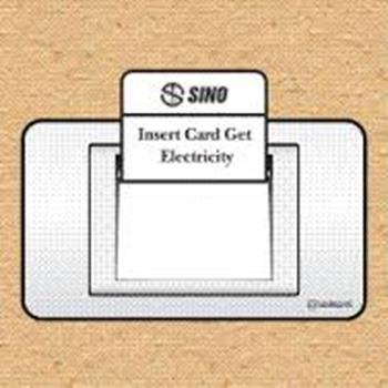 Công tắc dùng thẻ từ 16A có thời gian chậm S18A/501