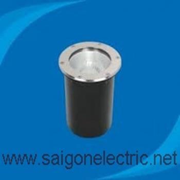 Bộ đèn âm sàn và đèn dưới nước 1 x E27 PRGF75