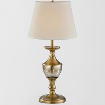 Đèn bàn đồng décor kiểu Pháp cổ điển Venus 80040-01T 80040-01T