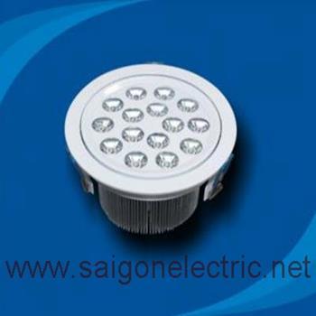 Đèn downlight trong nhà 15 x 1W PRDBB112L15