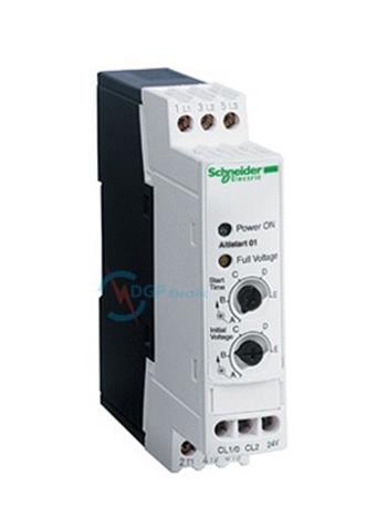 Khởi động mềm ATS01N112FT 0.75Kw 1P 230V ATS01N112FT