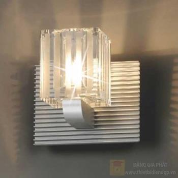 Đèn vách led 1*3W, size: W11*H10.5cm, có bóng LED 94032W/1