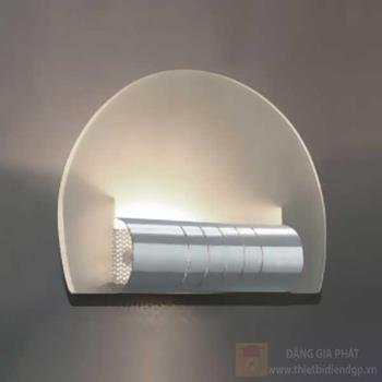 Đèn vách có bóng compact, size: W23*H17cm 94049