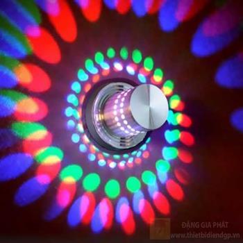 Đèn vách led size: Ø7.5*H8cm, có bóng LED 94209