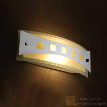 Đèn vách có bóng compact, size: W28*H10cm 94242