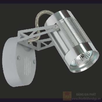 Đèn chiếu điểm vỏ trắng, size: H13cm 95049/W