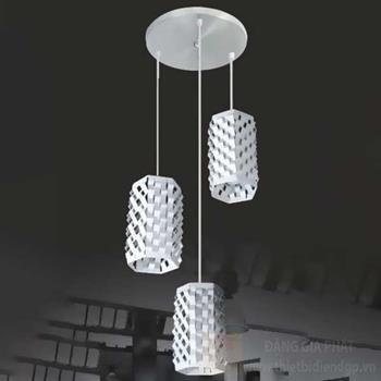Đèn treo trần Ø11*H21cm, có bóng compact 96043/3