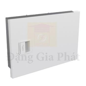 Tủ điện kim loại âm tường Acti9 A9HESN04