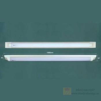 Bộ máng đèn T8 Anfaco 0.6m (kiểu bán nguyệt) T8 LED-0.6m