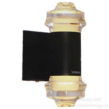 Đèn led vách hành lang Hufa - IP54 Ø85*W150*H200-12W, 3 chế độ ánh sáng, vỏ màu Đen AK 9098/2 ĐEN